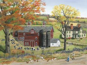 Autumn Pasture by Bob Fair