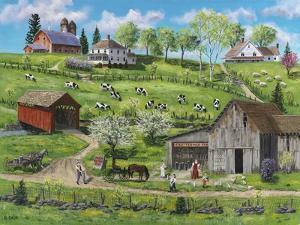 Buttermilk Farm by Bob Fair