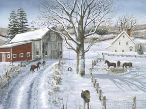 Christmas Delivery by Bob Fair