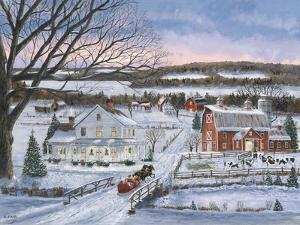 Christmas Sleigh Ride by Bob Fair