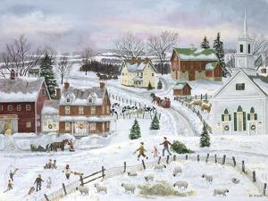 Country Christmas by Bob Fair