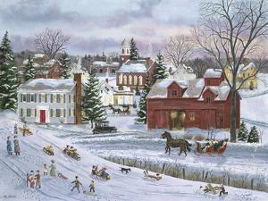 December Eve by Bob Fair
