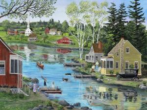 Glass Lake by Bob Fair