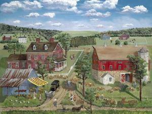 Ma's Farm Stand by Bob Fair