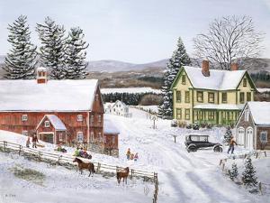 New Snow by Bob Fair
