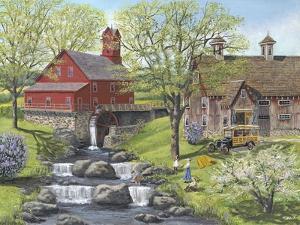Picnic at the Mill by Bob Fair