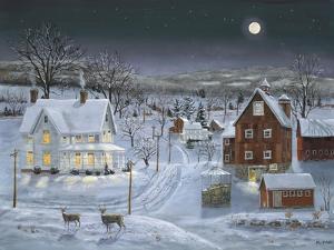 Romantic Evening by Bob Fair