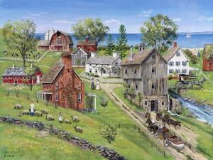 Sweet Meadow Farms by Bob Fair