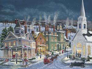 Winter's Eve by Bob Fair