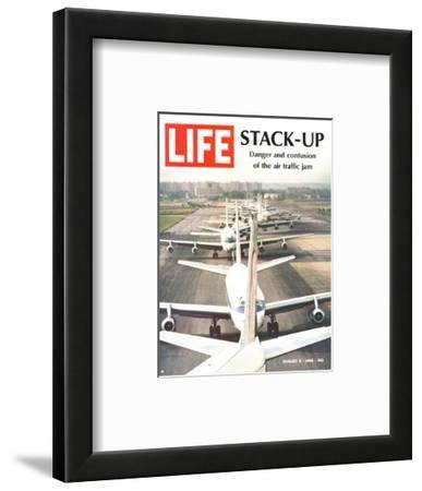 Stack-Up, Air Traffic Jam, August 9, 1968