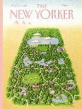 The New Yorker Cover - September 16, 1991-Bob Knox-Premium Giclee Print
