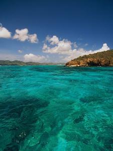 Caribbean Sea by Bob Krist
