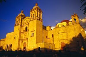 Church of Santo Domingo by Bob Krist