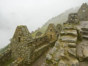 Machu Picchu by Bob Krist
