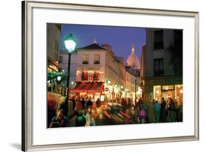 Montmartre Evening