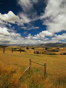 The Canterbury Plain by Bob Krist