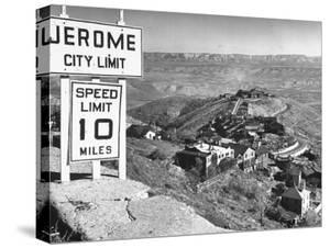 Views of Jerome by Bob Landry