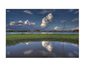 Cloud Patch by Bob Larson