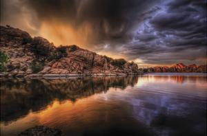 Color Storm by Bob Larson