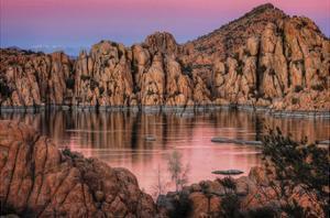 Pretty in Pink by Bob Larson