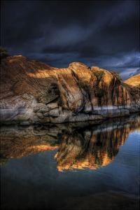 Top Light by Bob Larson