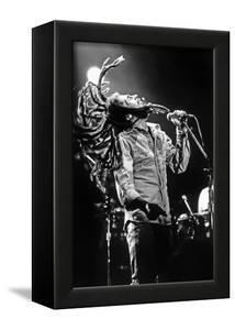 Bob Marley En Concert De Reggae Au Roxy, Los Angeles Le 26 Mai 1976