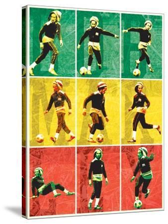 Bob Marley-Football