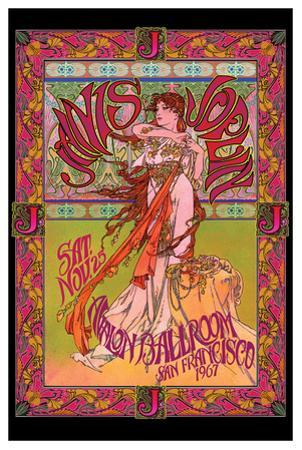 Bob Masse- Janis Joplin Avalon Ballroom Nov 1967