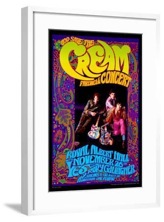 Cream Farewell Concert