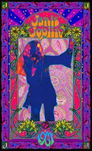 Janis Joplin commemoration by Bob Masse