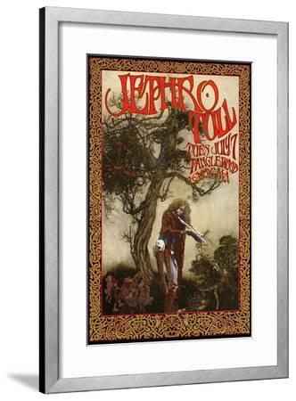 Jethro Tull Tanglewood concert, Lenox MA