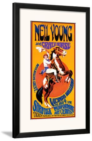 Neil Young and Crazy Horse in Concert