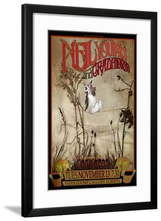 Neil Young & Crazy Horse Calgary concert