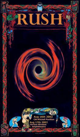 Rush, 2002