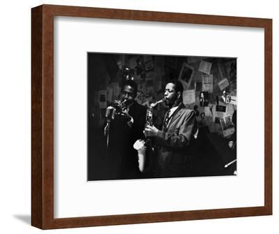 Cherry & Coleman, 1959
