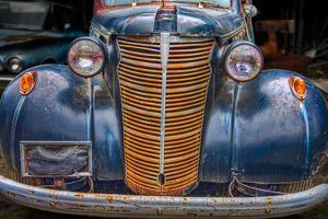 '38 Chevy Master Deluxe Sedan by Bob Rouse