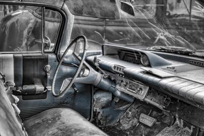 Buick Lesabre Interior BW