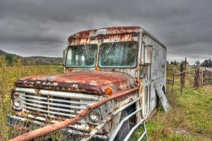 Dairy Truck by Bob Rouse
