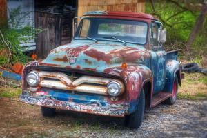 Ford Truck by Bob Rouse