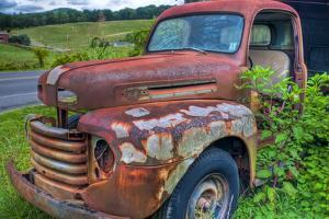 Old Truck by Bob Rouse
