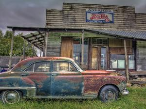 Rusty Olds 2 by Bob Rouse