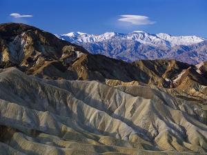 Death Valley Landscape by Bob Rowan