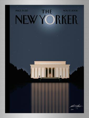 The New Yorker Cover - November 17, 2008