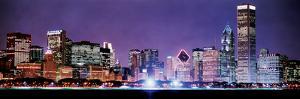 Chicago Skyline I by Bob Stefko
