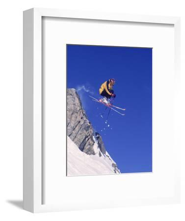 Skiing at Arapaho Basin, CO