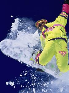 Snowboarding by Bob Winsett