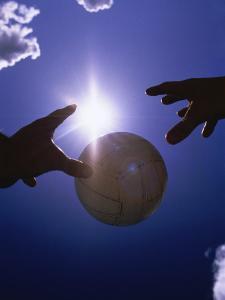 Volleyball by Bob Winsett