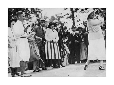 Bobby Jones and Opera Stars--Premium Photographic Print