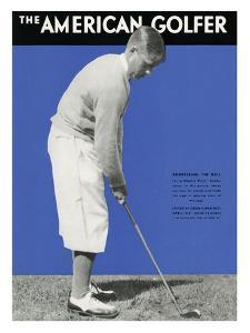 Bobby Jones, The American Golfer April 1931