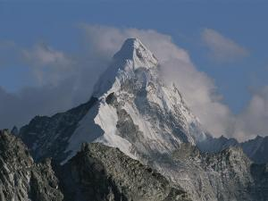 Ama Dablam Mountain is 6856 Meters (22,624 Feet) in Elevation by Bobby Model